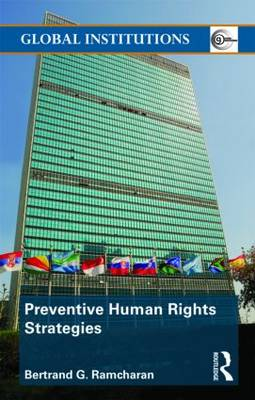 Preventive Human Rights Strategies - Global Institutions (Paperback)