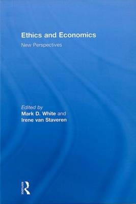 Ethics and Economics: New Perspectives (Hardback)