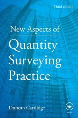 New Aspects of Quantity Surveying Practice (Paperback)