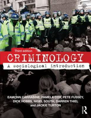 Criminology: A Sociological Introduction (Paperback)