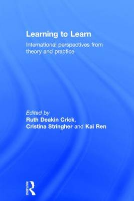 Learning to Learn: International Perspectives from Theory and Practice (Hardback)