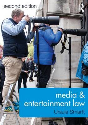 Media and Entertainment Law (Paperback)