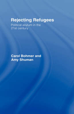 Rejecting Refugees: Political Asylum in the 21st Century (Hardback)