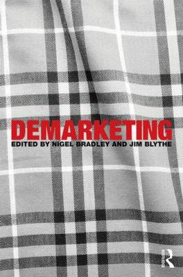 De-Marketing (Paperback)
