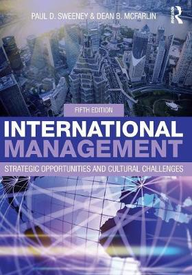 International Management: Strategic Opportunities and Cultural Challenges (Paperback)