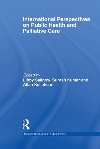 International Perspectives on Public Health and Palliative Care (Paperback)