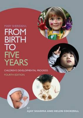 Mary Sheridan's from Birth to Five Years: Children's Developmental Progress (Paperback)
