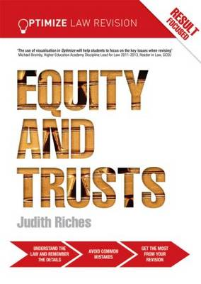 Optimize Equity and Trusts - Optimize (Paperback)