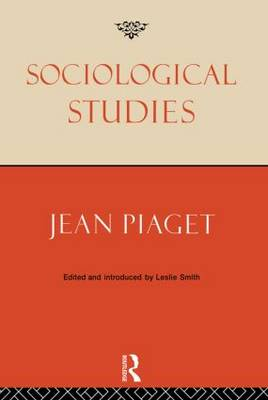 Sociological Studies (Paperback)