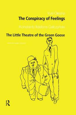 The Conspiracy of Feelings and the Little Theatre of the Green Goose (Paperback)