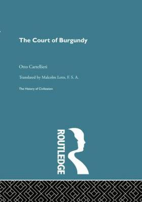 The Court of Burgundy (Paperback)