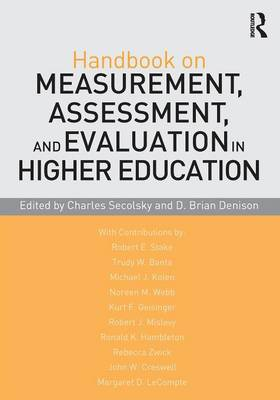 Handbook on Measurement, Assessment, and Evaluation in Higher Education (Paperback)