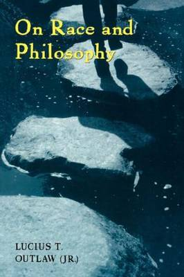 On Race and Philosophy (Paperback)