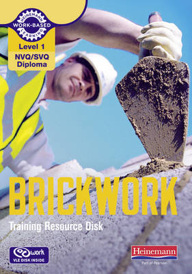 Level 1 NVQ/SVQ Diploma Brickwork Training Resource Disk - Brickwork NVQ and CAA Diploma Levels 1 and 2 (CD-ROM)
