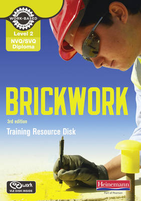 NVQ/SVQ Diploma Brickwork Training Resource Disk: Level 2 - NVQ Brickwork (CD-ROM)