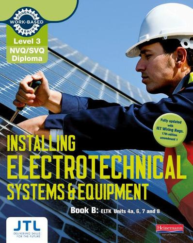 NVQ/SVQ Diploma Installing Electrotechnical Systems and Equipment Candidate Handbook B: Level 3 - Electrical Installations NVQ 2010 (Paperback)