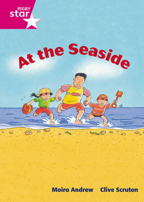 At the Seaside - International Rigby Star: Audio Big Books (Mixed media product)