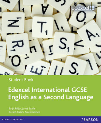 Edexcel International GCSE English as a Second Language Student Book with ActiveBook CD - Edexcel International GCSE (Mixed media product)