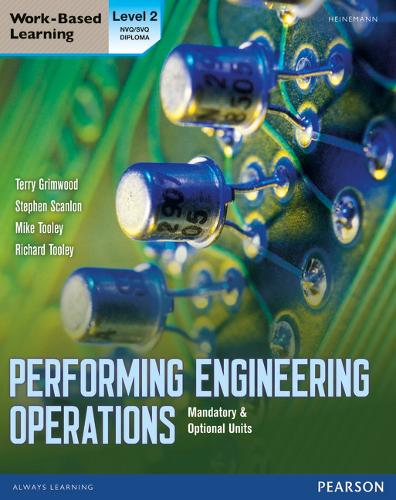 Performing Engineering Operations - Level 2 Student Book Plus Options - Performing Engineering Operations (Paperback)
