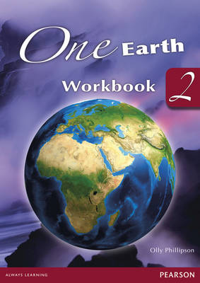 One Earth Work Book 2 - Geography for the Netherlands (Paperback)