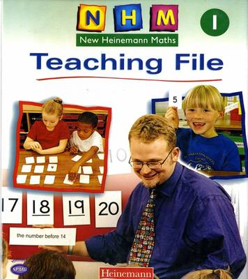 New Heinemann Maths Year 1 Teaching File & CD- ROM 02/2008 - New Heinemann Maths (Mixed media product)