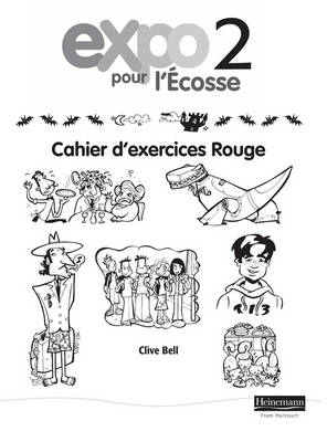 Expo Pour l'Ecosse 2 Rouge Workbook (Pack of 8) - Expo Pour L'Ecosse 2 (Multiple copy pack)