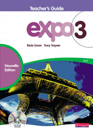 Expo 3 Vert Teacher's Guide New Edition - Expo 11-14 (Mixed media product)