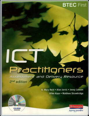 BTEC First ICT Practitioners Teachers Resource File (Mixed media product)