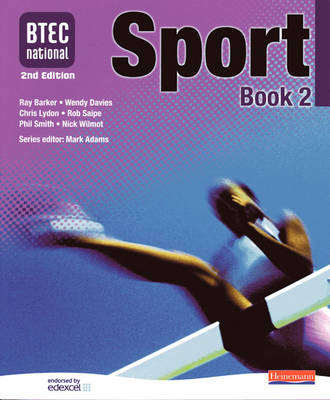 BTEC National Sport Book 2 (Paperback)