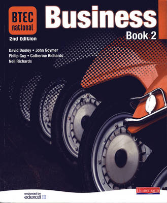 BTEC National Business Book 2 (Paperback)