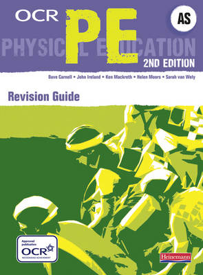 OCR AS PE Revision Guide - OCR GCE PE (Paperback)