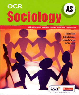 OCR A Level Sociology Student Book (AS) - OCR A Level Sociology (Paperback)