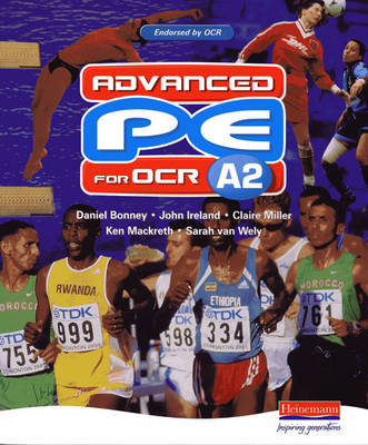 Advanced PE for OCR A2 Student Book - Advanced PE for OCR (Paperback)