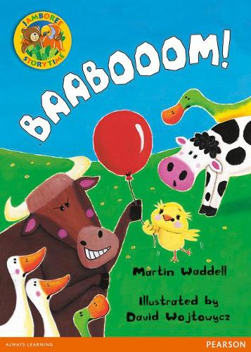 Jamboree Storytime Level A: Baabooom! Little Book - Jamboree Storytime (Paperback)