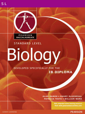 Pearson Baccalaureate: Standard Level Biology for the IB Diploma - Pearson International Baccalaureate Diploma: International Editions (Paperback)