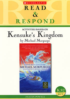 Kensuke's Kingdom: Teacher's Resource - Read & Respond (Paperback)