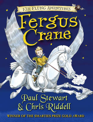 Fergus Crane - Far-flung Adventures 3 (Paperback)