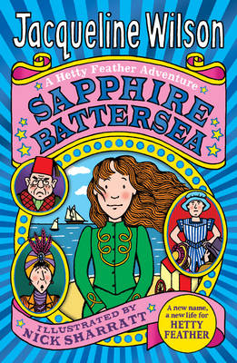 Sapphire Battersea - Hetty Feather 2 (Paperback)