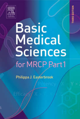 Basic Medical Sciences for MRCP Part 1 - MRCP Study Guides (Paperback)