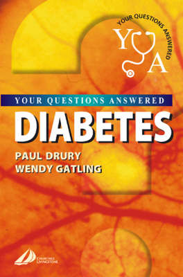 Diabetes: Your Questions Answered - Your Questions Answered (Paperback)