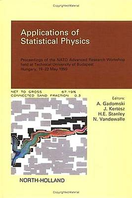 Applications of Statistical Physics (Hardback)