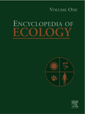 Cover Encyclopedia of Ecology: Volume 1-5