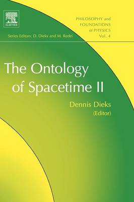 The Ontology of Spacetime: No. 2 - Philosophy and Foundations of Physics v. 4 (Hardback)