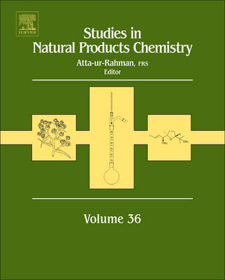 Studies in Natural Products Chemistry: Part P: Bioactive Natural Products - Studies in Natural Product Chemistry 36 (Hardback)