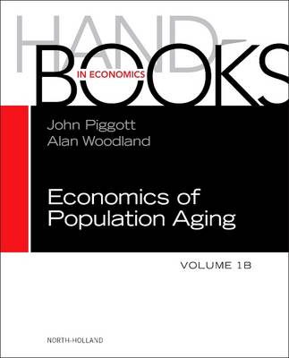 Cover Handbook of the Economics of Population Aging: Volume 1B
