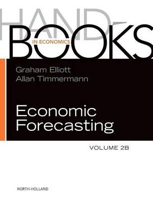 Handbook of Economic Forecasting: Vol. 2B - Handbook of Economic Forecasting (Hardback)