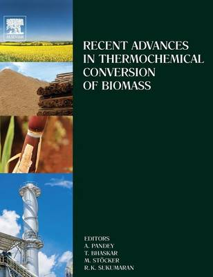 Recent Advances in Thermo-Chemical Conversion of Biomass (Hardback)