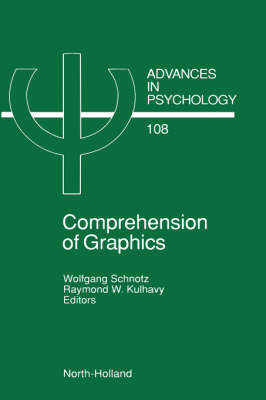 Comprehension of Graphics: Conference : Papers - Advances in Psychology v. 108 (Hardback)