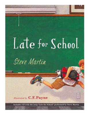 Late for School (Hardback)