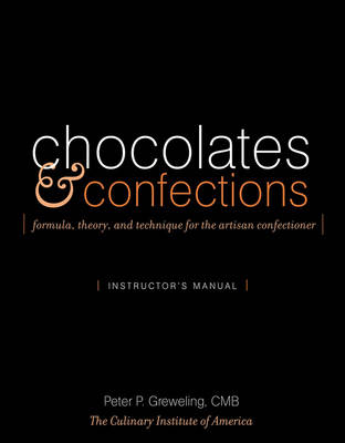 Chocolates and Confections Instructor's Manual (Paperback)